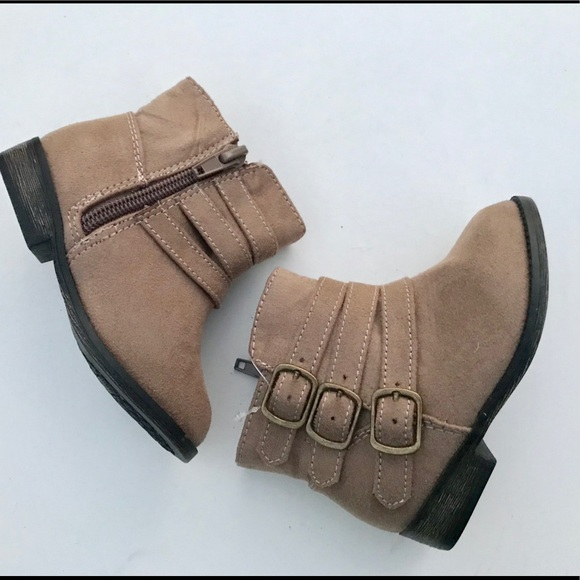 Garanimals Girls/' Pre-Walk Western Fringe Boot